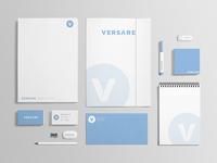 Versare brand identity
