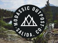 MODassic Outpost branding