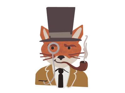 Hey Mister Fox