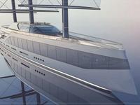 Bhavana Sailing yacht concept