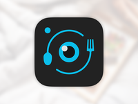 Mindful Meal Photo Tracker App Icon