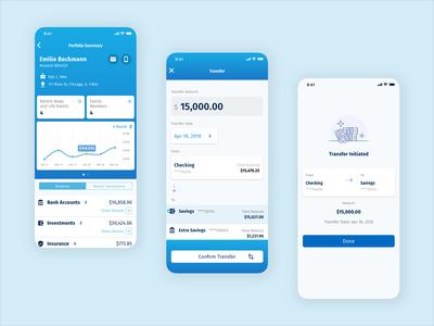 Wealth Management App