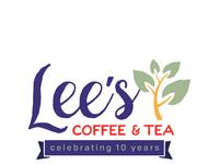 Lees10years logo dribbble