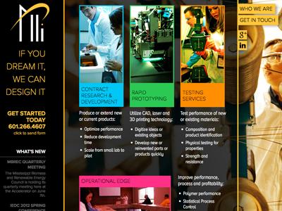 Mpi homepage final