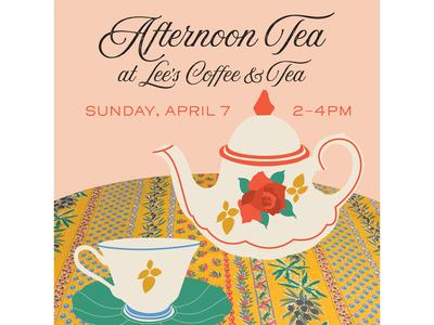 Afternoon Tea at Lee's