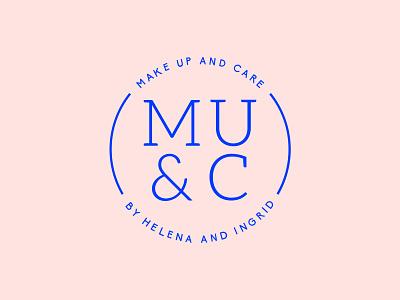 Logo - Make-Up and Care identity branding design logo