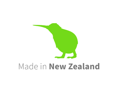 Made In New Zealand kiwi new zealand branding eco technology