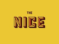 Welcome to The Nice