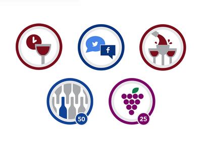 Badge Illustration illustration badges