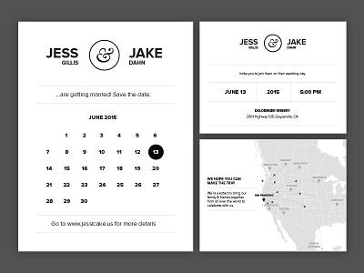 Jessicake Wedding wedding invitations wedding save the date map illustration minimal wedding