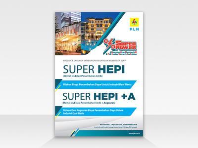 PLN Super Hepi Flyer