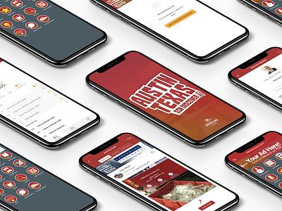 Conference App Branding - Logo Design design vector ui conference design conference logo conference clean design app store branding concept branding app design logo logodesign app
