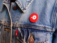 OpenTable Logo Buttons