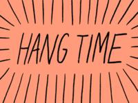 Hang Time Gif