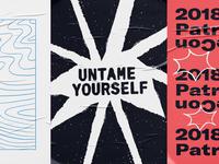 PatreCon 2018 Posters