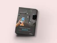 Flyer deign for Home Automation Company