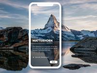 Adventure booking App