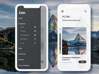 Adventure Booking App