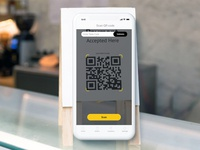 QR scanner Live View