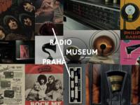Radio Muzeum Prague, unused identity