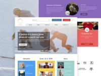 Centrum Paraple Website