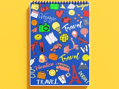 Notepad Cover Design