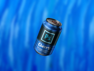 Adobe Cherry Creative Beer Can 300mL