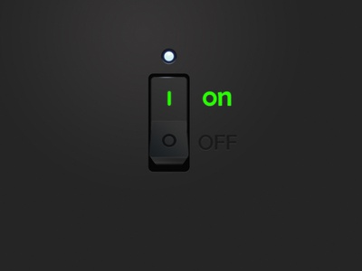 Switchs design art illustration buttons switch button onoff onoffswitch ps psd ai artist designer design