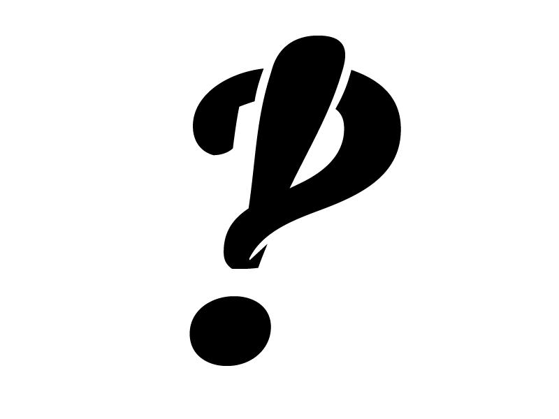 ‽ interrobang type font type design ff quixo bold italic