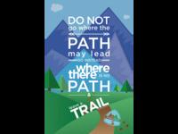 Trailhead poster