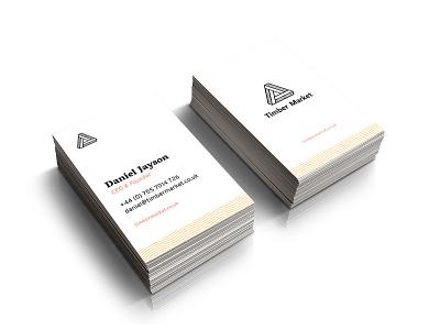 Timbermarket Business Cards branding concept business cards branding and identity branding
