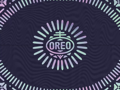 Oreo Box - Special Edition colorful highend high-end cookie packaging design product video animation closeup oreo cube package blender 3d