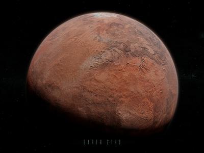 If Earth was Mars