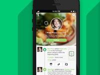 veginning profile - App