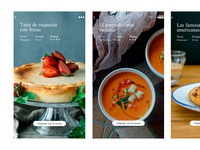 Recipes Design