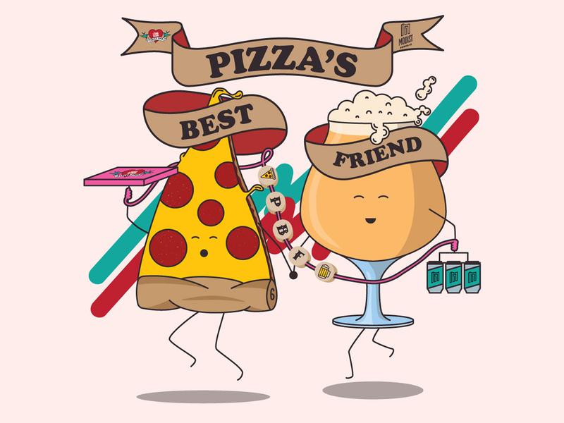 Pizza's Best Friend