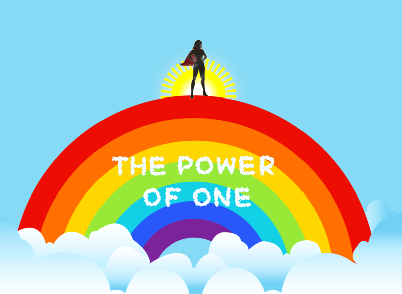 The Power of One illustrator