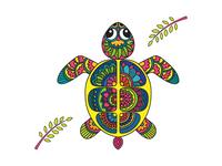 Colour pop : Turtle