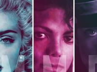 Madonna, Michael, Prince
