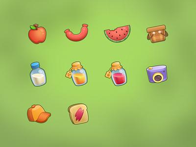 PicnIcons picnic game game icon icon design icon set icon