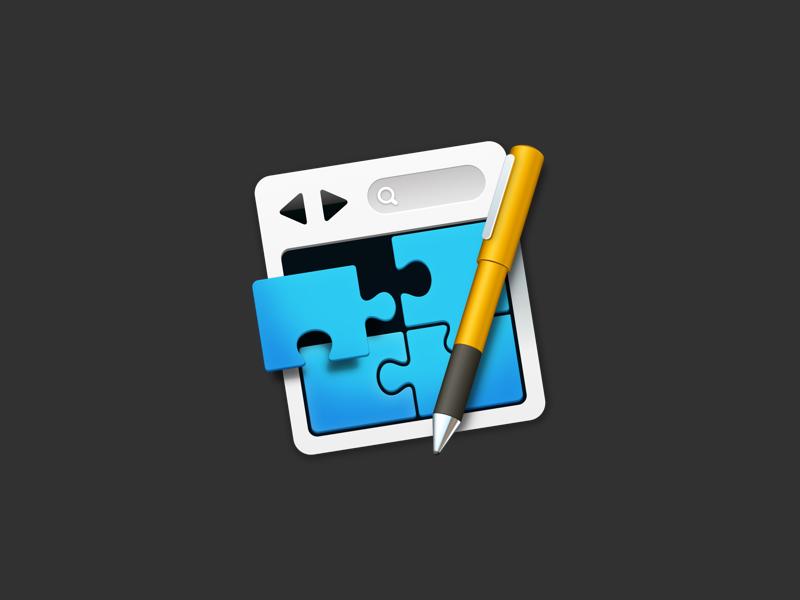 Rapidweaver Icon app icon osx mac