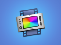 Colorcast macOS icon
