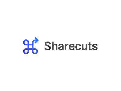 Sharecuts logo ios siri apple shortcut