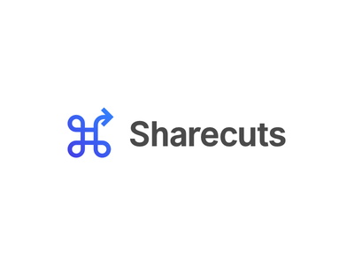 Sharecuts logo ios siri apple shortcut