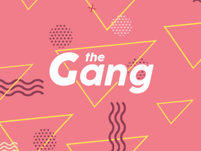 The Gang - Logo