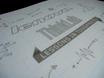 Lenovo Thinklab Brochure Cover