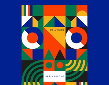 Geometric Poster Idea