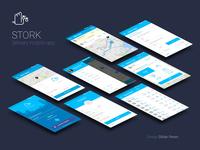 Stork - Buy-delivery app