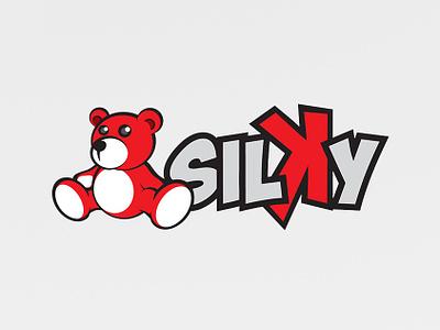 Silky - logo brand vector logo design logo identity branding branding adobe illustrator graphic design design
