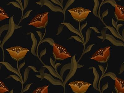 Budapest - Pattern design
